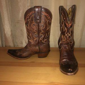 Tony Lama boots. Size 6 1/2 B Style VF6005.